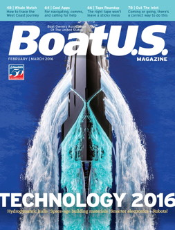 BoatUS Magazine Cover